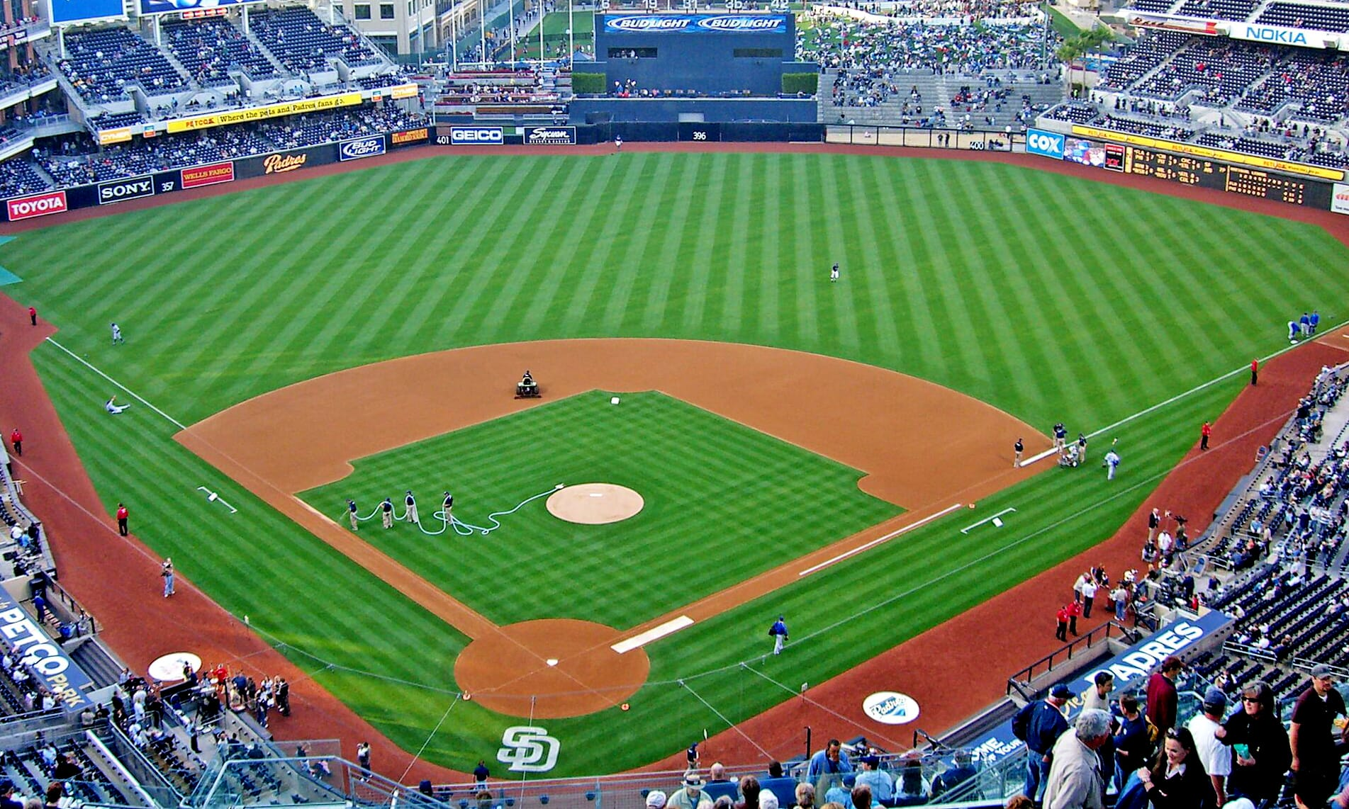 San Diego Padres Stadium
