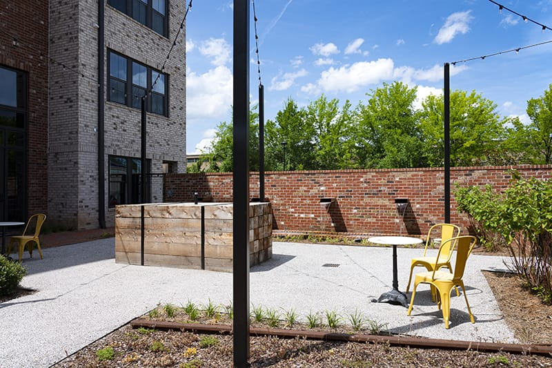 Chattanooga- Blue Bird Apartments