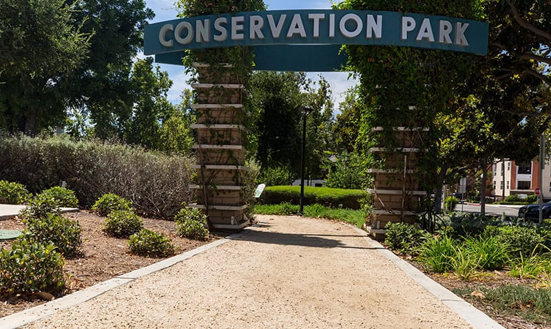 Civic Center Community Conservation, Ontario California